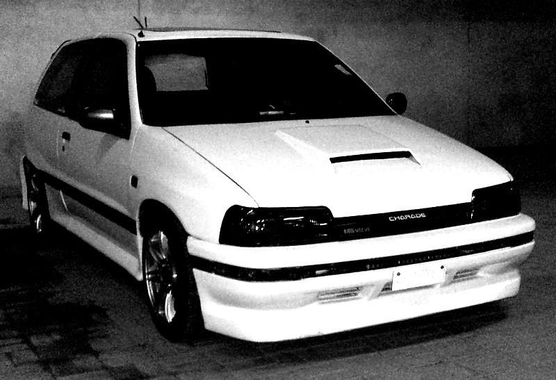 Daihatsu Charade - 1988 Bolt Image-1