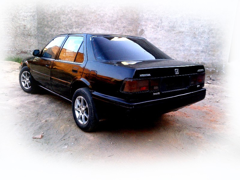 Honda Accord 1988 of sulemanb - Member Ride 19614   PakWheels