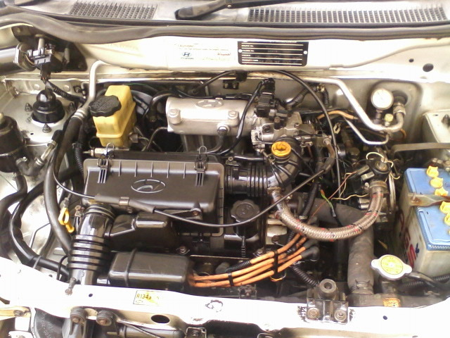 Hyundai Santro - 2004 Asim Nizami Image-1