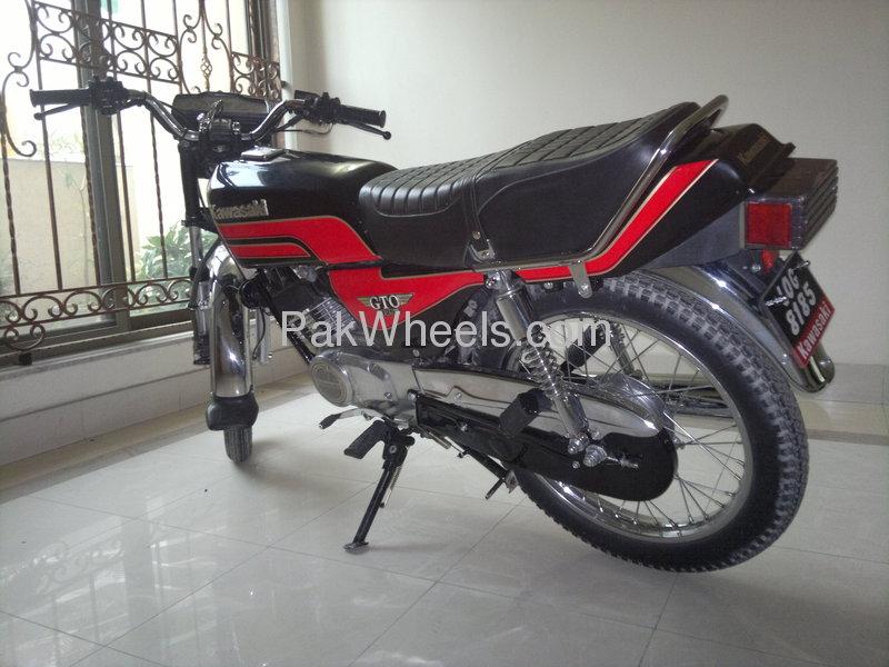 Kawasaki GTO - 1991 Shahbaz Ehsan Image-4