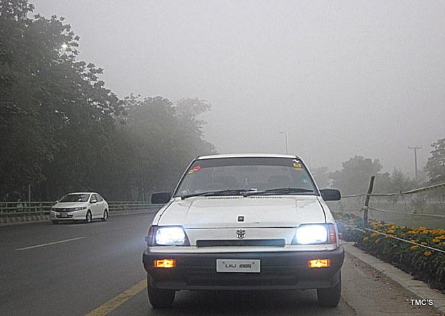 Suzuki Khyber - 1999 Criminal Image-1