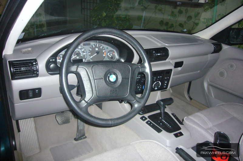 BMW 3 Series - 1996 Beemer Image-1