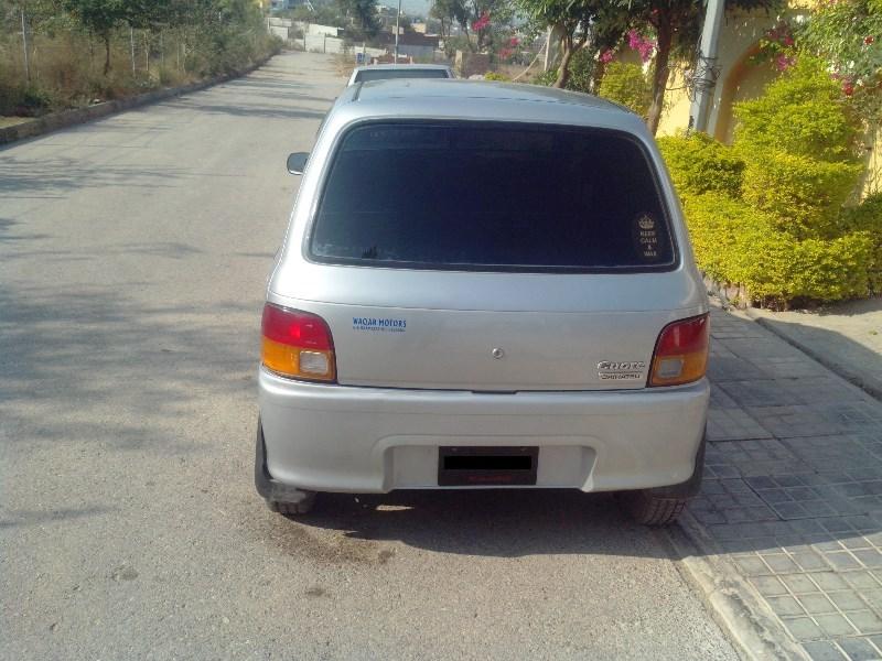 Daihatsu Cuore 2000 Of Zeeshan Javed 108