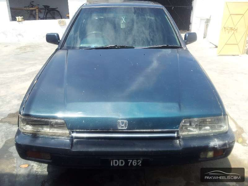 Honda Accord - 1989 Accord Image-1