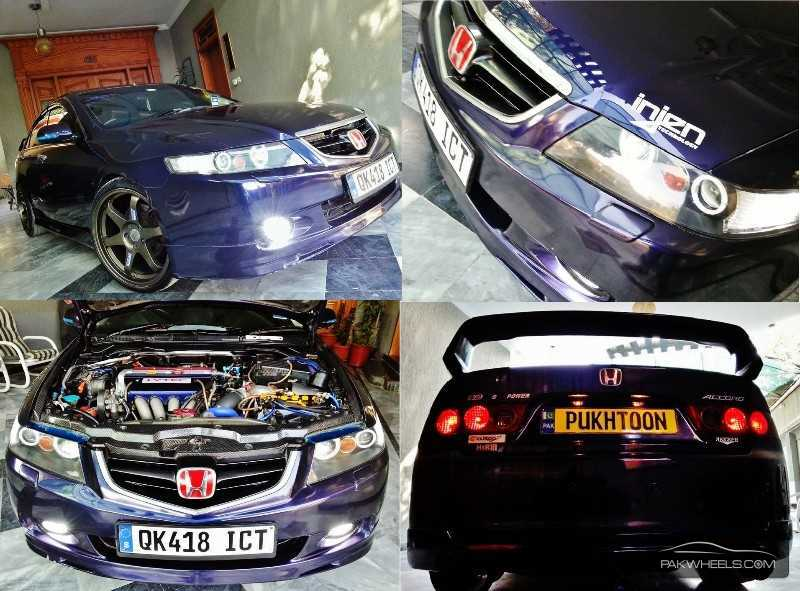 Honda Accord - 2003 Lucifer Image-1