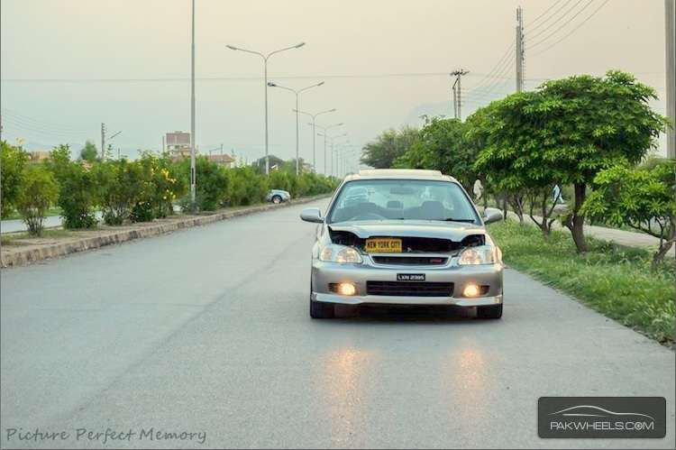 Honda Civic - 1999 SHAFIQ Image-1