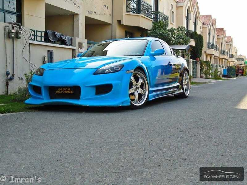 Mazda RX8 - 2006 Fast n Furious Image-1