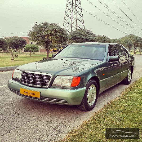 Mercedes Benz S Class - 1994 Merc Image-1