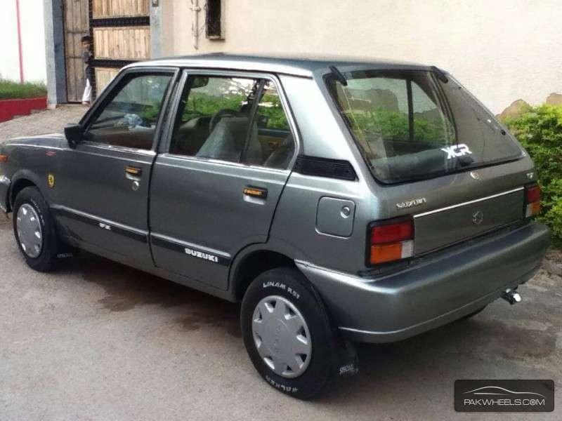 Suzuki FX - 1984 Khalil Image-1