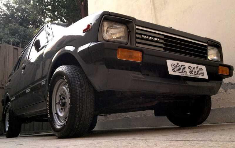 Suzuki FX - 1987 A.R.K Image-1