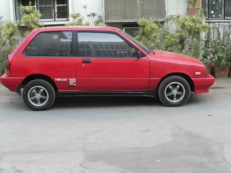 Suzuki Swift - 1986 Swift MK-1 Image-1