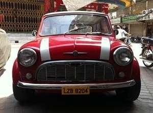 Austin Mini - 1966