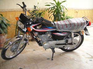Honda CG 125 - 2013
