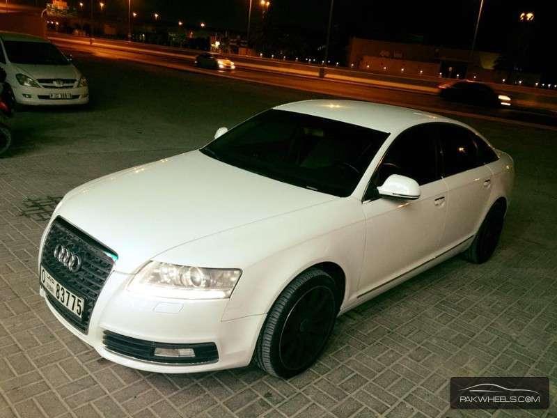 Audi A6 - 2011 Audi Image-1