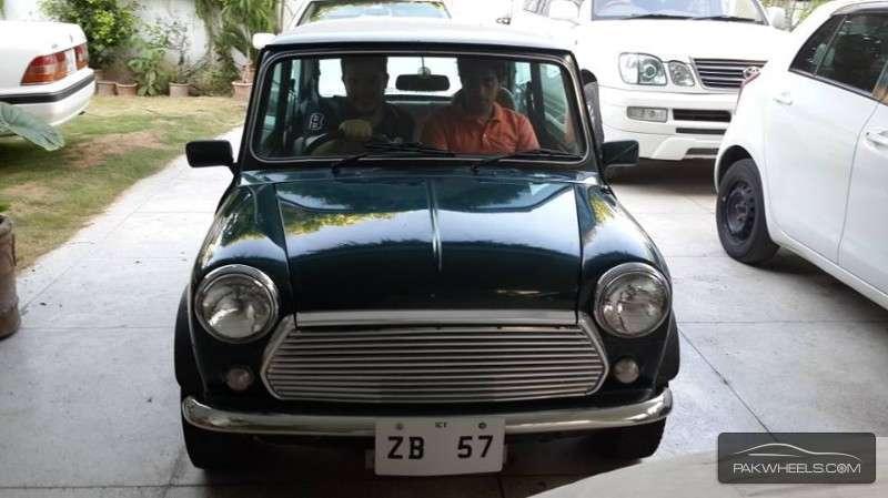 Austin Mini - 2001 Minon Image-1