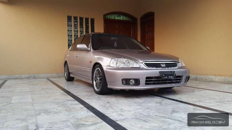 Honda Civic - 2000 Ek 9 Image-1