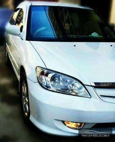 Honda Civic - 2004 Civic  Image-1