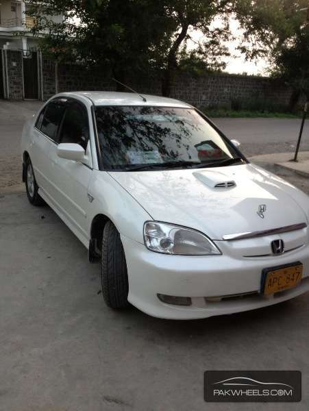 Honda Civic Hybrid - 2001 fairy Image-1