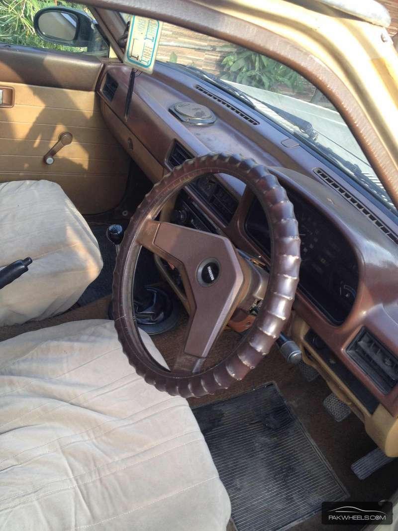 Mazda 626 - 1980  Image-1