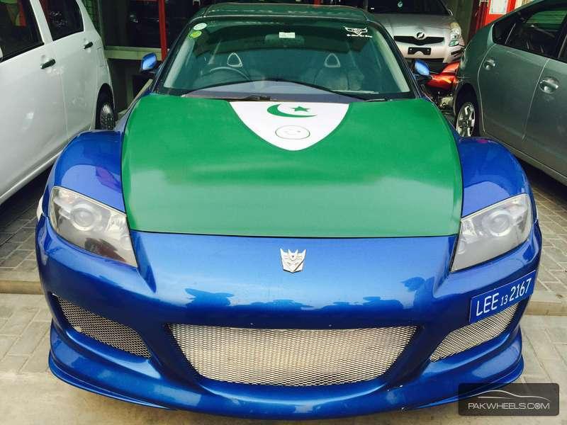 Mazda RX8 - 2003 capricon Image-1