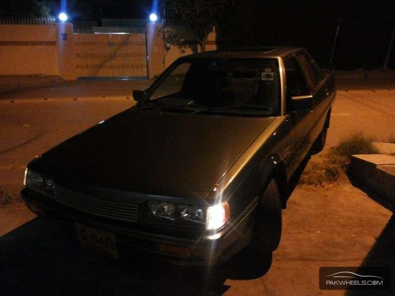 Mitsubishi Galant - 1986 Thallo Image-1