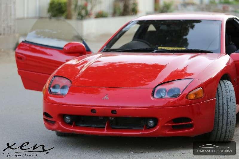 Mitsubishi Gto - 1996 GTO Image-1