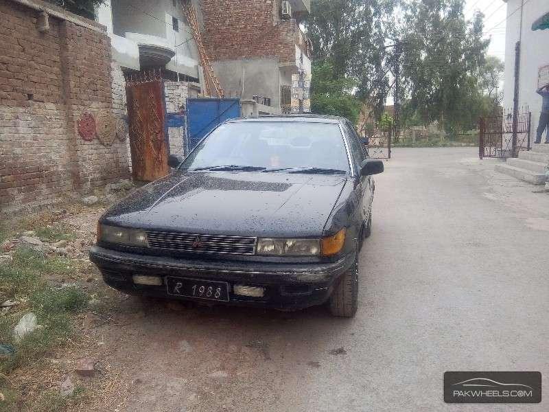 Mitsubishi Lancer - 1990 lAnCeR Image-1