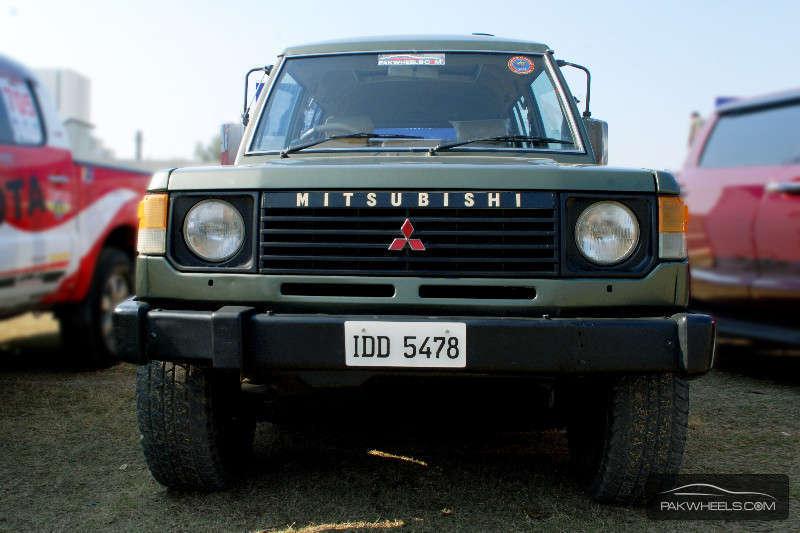 Mitsubishi Pajero - 1984  Image-1