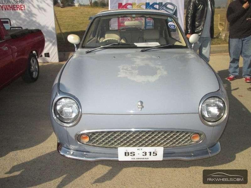 Nissan Figaro - 1991  Image-1
