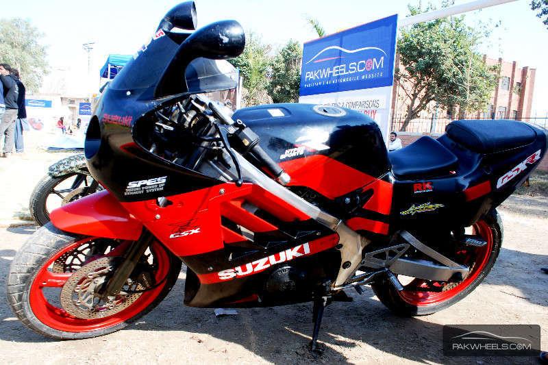Suzuki Gsxr 250cc - 1992  Image-1