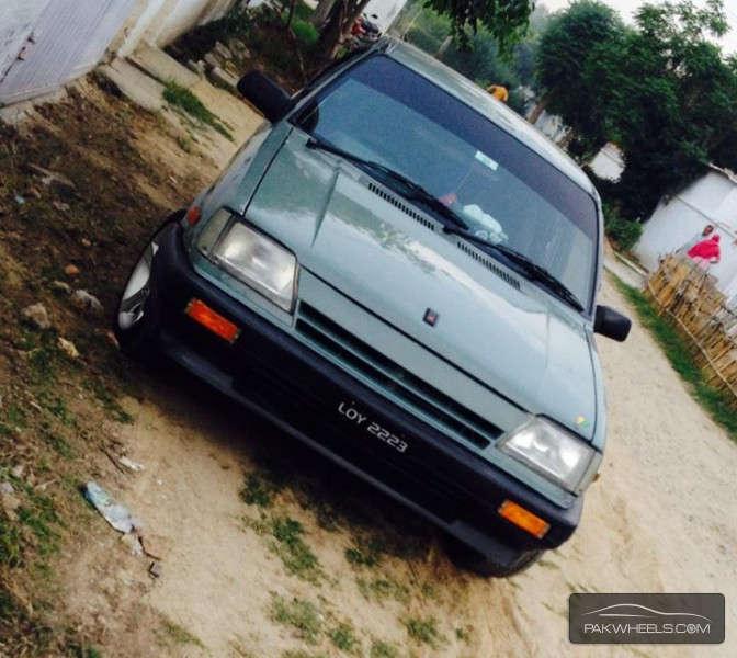 Suzuki Khyber - 1996 laado Image-1