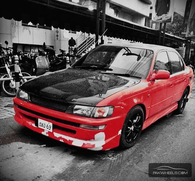 Toyota Corolla - 1994 JDM GT Image-1