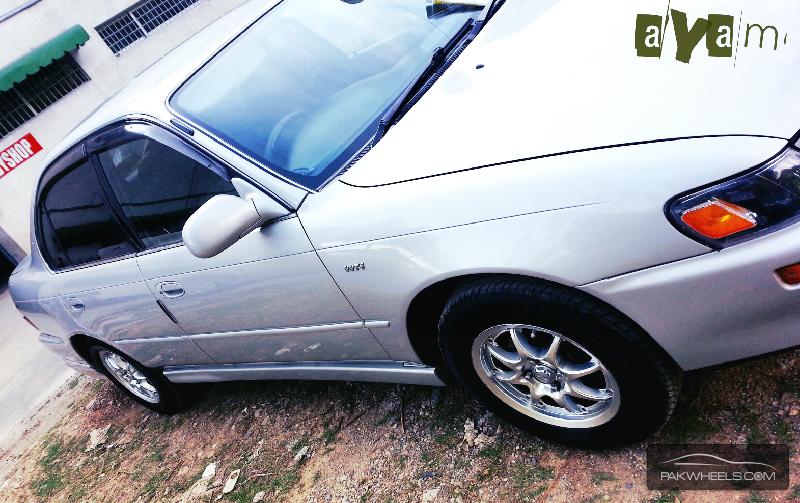 Toyota Corolla - 1995 lx limited  Image-1