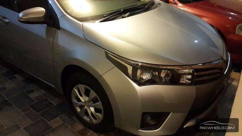Toyota Corolla - 2015 Gladiator Image-1
