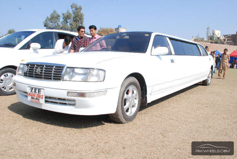 Toyota Crown - 1998  Image-1