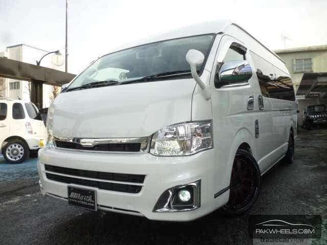 Toyota Hiace - 2014 Jamil Image-1