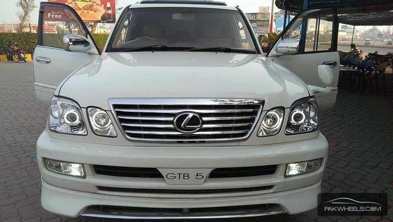 Toyota Land Cruiser - 2003 Sunny Khan Image-1