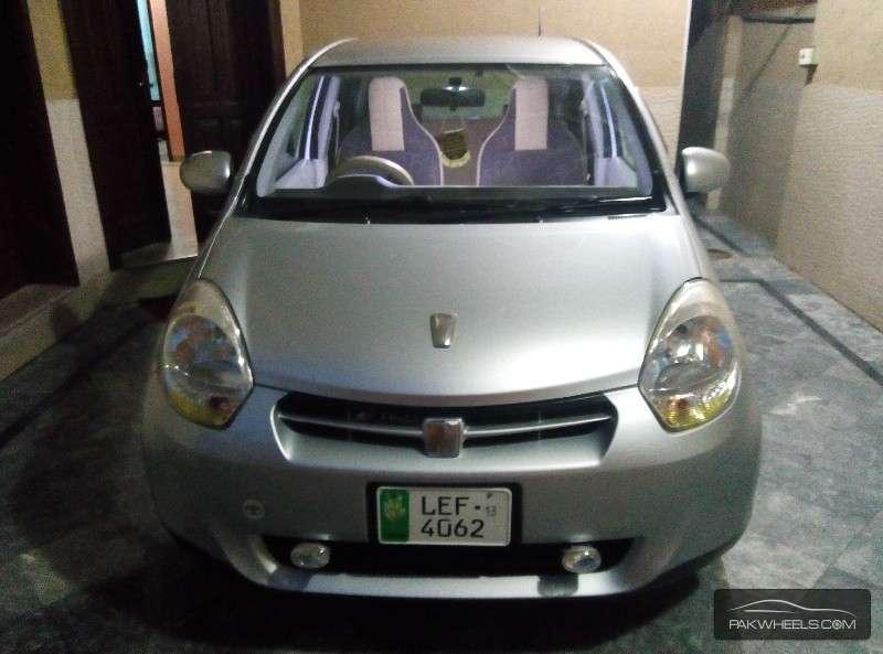 Toyota Passo - 2010  Image-1