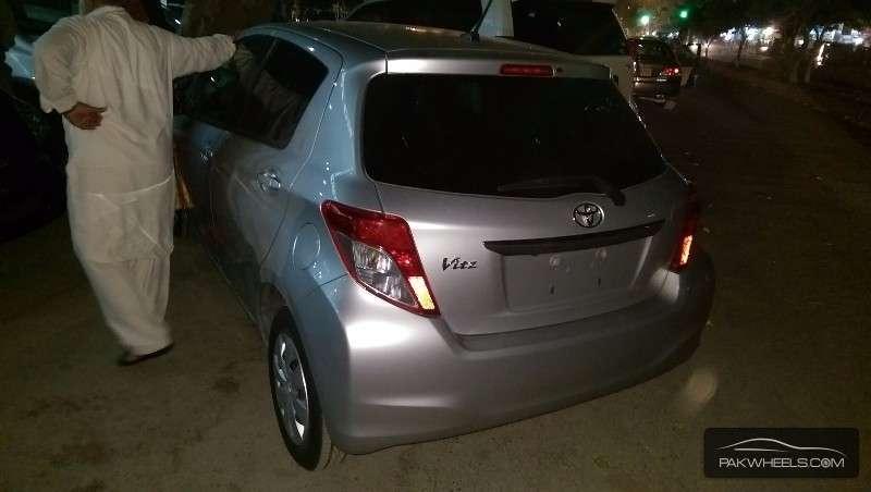 Toyota Vitz - 2011  Image-1