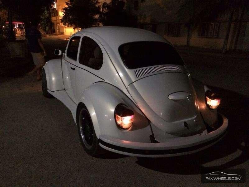 Volkswagen Beetle - 1968 Pearl Bugster Image-1