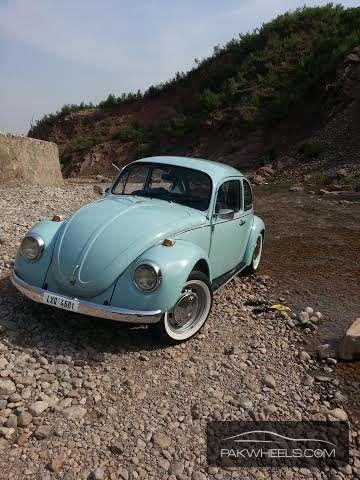 Volkswagen Beetle - 1973 Dandy  Image-1