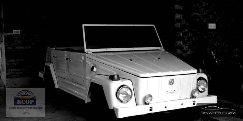 Volkswagen Thing - 1969 Thing Image-1