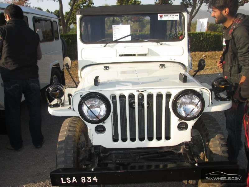 Willys M38 - 1950  Image-1