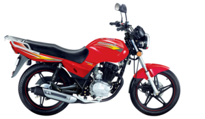 New Road Prince Twister 125