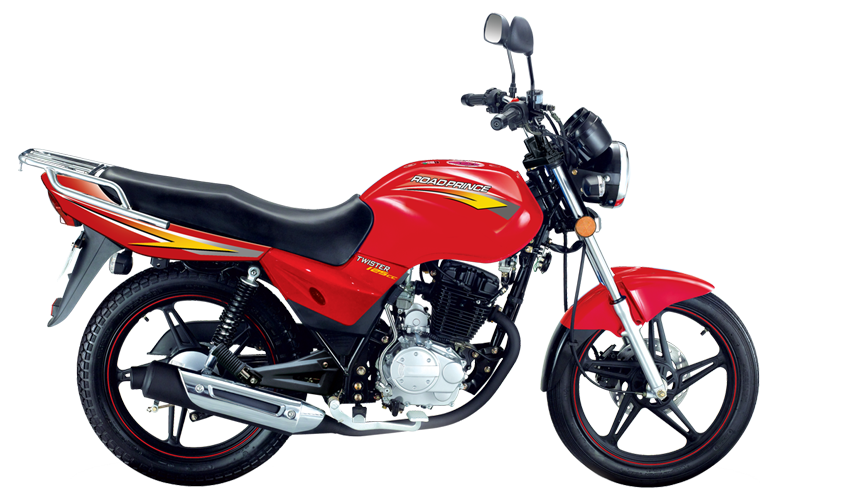 Road Prince Twister 125 2018 Price in Pakistan, Overview and Pictures
