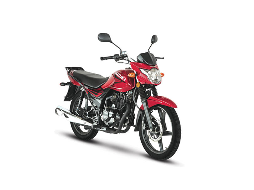 Suzuki GR 150 User Review