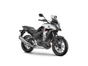 New Honda CB 500X