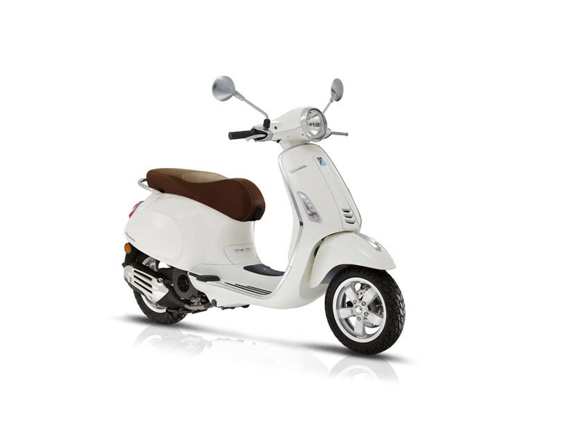 Vespa Primavera 150 User Review