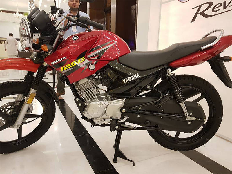Yamaha YBR 125G 2018 Price in Pakistan, Overview and Pictures
