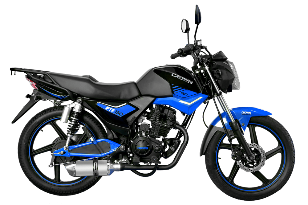Crown FIT 150 Fighter New Model 2020 Price in Pakistan